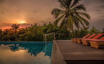 Villa by the Shore - Morjim Villa, Goa