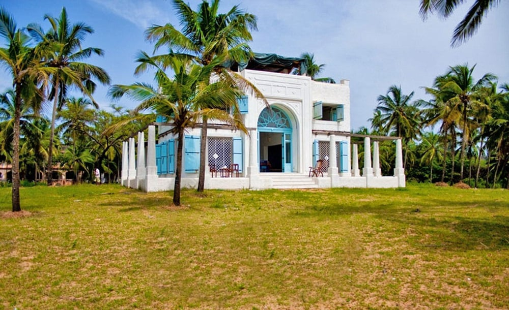 the-beach-villa, Anjuna, Goa