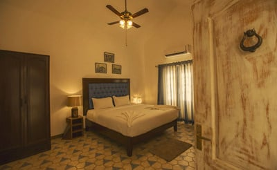 Spacious Bedrooms At Nags