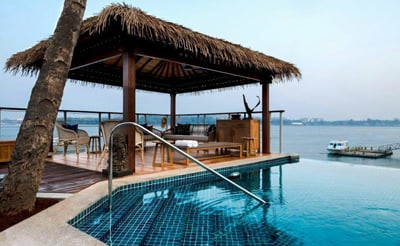 Villa Oceandeck, North Goa, Goa