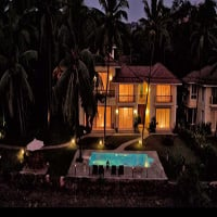 River Side Villa (villa rivera) 4 bedroom luxury villa in Candolim