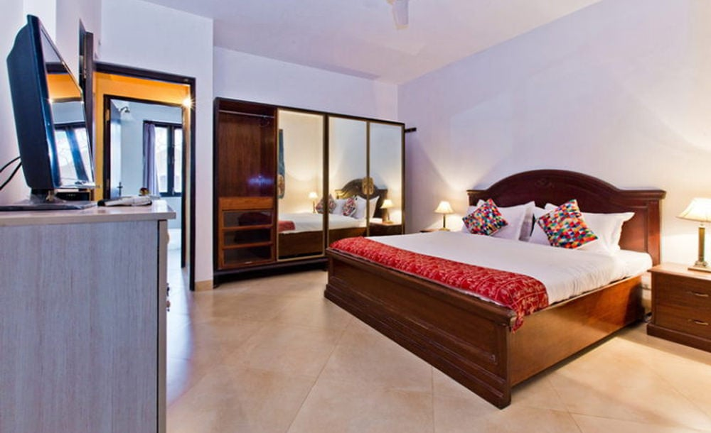Well Maintained Bedroom At villa ruby